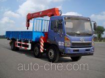 尚骏牌CSJ5251JSQ4型随车起重运输车