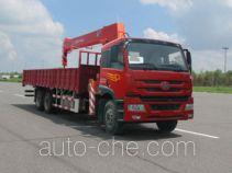 尚骏牌CSJ5252JSQ4型随车起重运输车