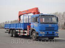 尚骏牌CSJ5253JSQ4型随车起重运输车