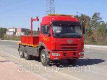 Shangjun CSJ5253XGC drill pipe lifting operation engineering works vehicle