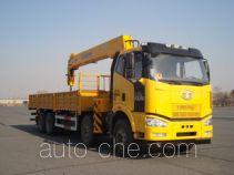Shangjun CSJ5310JSQ4 truck mounted loader crane