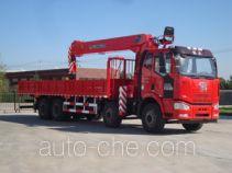 Shangjun CSJ5310JSQ5 truck mounted loader crane