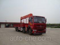尚骏牌CSJ5315JSQ4型随车起重运输车