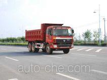 龙帝牌CSL3254B型自卸汽车