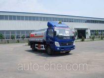 龙帝牌CSL5070GJYB型加油车