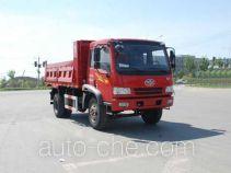 龙帝牌CSL5070ZLJC型自卸式垃圾车