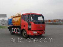 Longdi CSL5100GXWC4 sewage suction truck