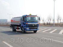 龙帝牌CSL5160GJYB型加油车