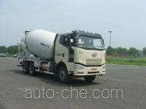 龙帝牌CSL5250GJBC4型混凝土搅拌运输车