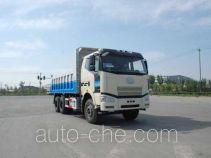 龙帝牌CSL5250ZLJC型自卸式垃圾车