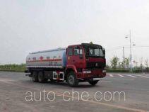 Longdi CSL5251GJYZ fuel tank truck