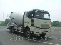 龙帝牌CSL5252GJBC4型混凝土搅拌运输车