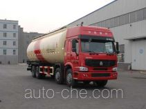 龙帝牌CSL5310GFLZ型粉粒物料运输车