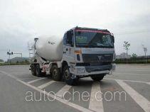 龙帝牌CSL5310GJBB4型混凝土搅拌运输车