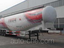 龙帝牌CSL9400GFL型低密度粉粒物料运输半挂车