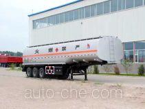 龙帝牌CSL9400GHY型化工液体运输半挂车