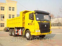 CIMC Liangshan Dongyue CSQ3255ZZ36 dump truck