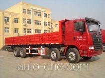 CIMC Liangshan Dongyue CSQ3315ZZ46 dump truck