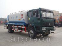 CIMC Liangshan Dongyue CSQ5160GSS sprinkler machine (water tank truck)