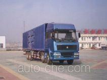 Wanshida CSQ5245XXYZZ box van truck