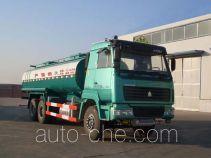 CIMC Liangshan Dongyue CSQ5256GYYZZ oil tank truck