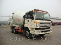 CIMC Liangshan Dongyue CSQ5257GJBBJ concrete mixer truck