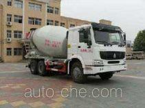 CIMC Liangshan Dongyue CSQ5257GJBZZ concrete mixer truck