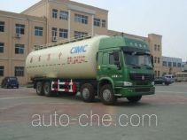 CIMC Liangshan Dongyue CSQ5317GFLZZ bulk powder tank truck