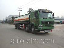 CIMC Liangshan Dongyue CSQ5317GYYZZ автоцистерна для нефтепродуктов