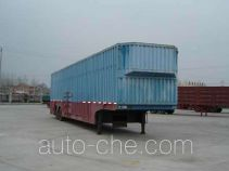 CIMC Liangshan Dongyue CSQ9164TCL vehicle transport trailer