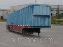 CIMC Liangshan Dongyue CSQ9165TCL vehicle transport trailer