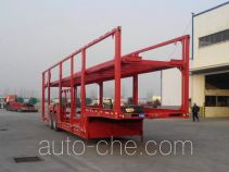 CIMC Liangshan Dongyue CSQ9200TCC vehicle transport trailer