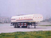 CIMC Liangshan Dongyue CSQ9270GYY oil tank trailer