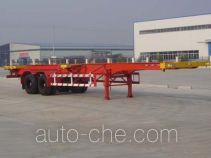 CIMC Liangshan Dongyue CSQ9280TJZG container carrier vehicle