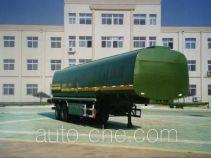 Wanshida CSQ9341GJY fuel tank trailer