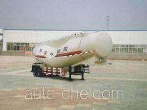 CIMC Liangshan Dongyue CSQ9342GSN bulk cement trailer
