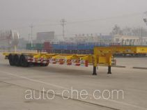 CIMC Liangshan Dongyue CSQ9382TJZG container carrier vehicle