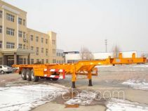 CIMC Liangshan Dongyue CSQ9386TJZG container carrier vehicle