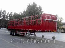 CIMC Liangshan Dongyue CSQ9400CCQ animal transport trailer