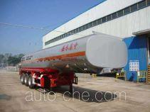 CIMC Liangshan Dongyue CSQ9400GFW полуприцеп цистерна для коррозионно-активных веществ