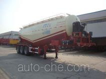 CIMC Liangshan Dongyue CSQ9400GXH ash transport trailer
