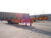 CIMC Liangshan Dongyue CSQ9400TJZG container carrier vehicle