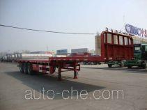 CIMC Liangshan Dongyue CSQ9400TPB полуприцеп с безбортовой платформой