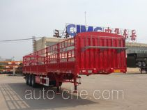 CIMC Liangshan Dongyue CSQ9401CCY полуприцеп с решетчатым тент-каркасом