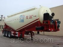 CIMC Liangshan Dongyue CSQ9401GFL medium density bulk powder transport trailer