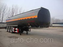 CIMC Liangshan Dongyue CSQ9401GSY edible oil transport tank trailer