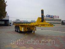 CIMC Liangshan Dongyue CSQ9401ZZXP flatbed dump trailer