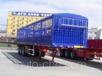 CIMC Liangshan Dongyue CSQ9402CCYA stake trailer