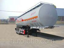 CIMC Liangshan Dongyue CSQ9402GRY flammable liquid tank trailer