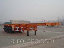 CIMC Liangshan Dongyue CSQ9402TJZG container transport trailer